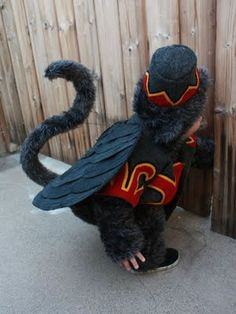 Come on Krissy you know you sooo wanna make this Jamie's 1st Halloween costume!! I just know it!!