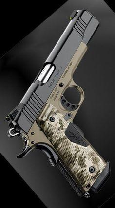 Weapons Guns, Guns And Ammo, Armas Wallpaper, Armas Ninja, Custom Guns, Custom 1911 Pistol, Home Defense, Military Guns, Cool Guns