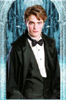 Cedric Diggory at Yule Ball