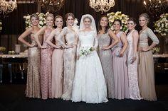 Casamentos Reais - Hoje mais uma linda união estampa a série Casamentos Reais aqui no Blog. Sob a coordenação e olhares atentos da nossa super parceira St...