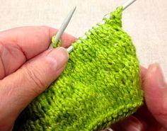 Fru Pigalopp: SÅDAN....strikke og hækle tips