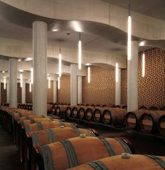christian de portzamparc: chateau cheval blanc winery
