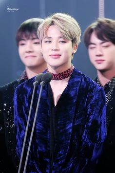 •161116 #BTS JIMIN @ Asia Artist Awards || Blood Sweat & Tears