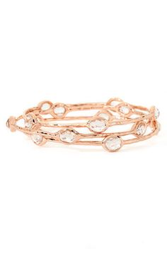 I love these ippolita bracelets!  So many fun colors and styles.  But a little out of my price range for now :-)