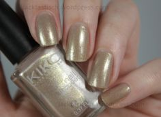 KIKO – 479 Pearly Golden Sesame