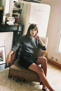 (via JEANNE DAMAS: Capsule collection Jeanne Damas for Nathalie...