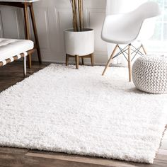 nuLOOM Alexa My Soft and Plush Multi Shag Rug (5'3 x 7'6) | Overstock.com Shopping - The Best Deals on 5x8 - 6x9 Rugs