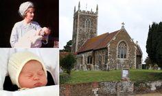 La princesa Charlotte será bautizada en la misma iglesia que su recordada abuela Diana