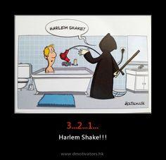 3...2...1... Harlem Shake