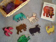 Montessori Mama: Lovin' Eric Carle