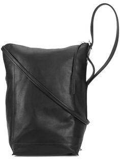 RICK OWENS RICK OWENS - BUCKET BAG . #rickowens #bags #shoulder bags #leather #bucket #