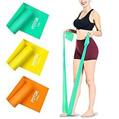 The Best Resistance Bands Exercises for Your Arms – Stretch Band Exercises, Stability Ball Exercises, Hip Stretches, Stretching, Resistance Band Arms, Resistance Workout, Resistance Band Exercises, Full Arm Workout, One Arm Row