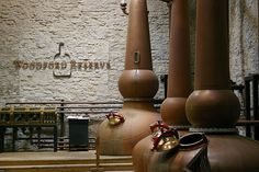 Woodford Reserve Bourbon Distillery...visited here while on the Bourbon Trail; great tour and tasting.
