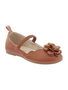 Rosette Flats for Baby Product Image