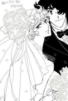 Risultati immagini per lady oscar alain manga