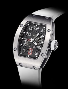 Richard Mille Partners with Diana Luna and Lacoste Ladies Open #richardmille