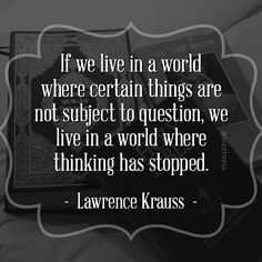 Lawrence Krauss, Enfp Personality, Intelligent People, Atheist, Ptsd, Infj, Sunday School, Me Quotes, Anxiety