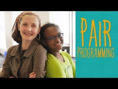 Pair Programming - YouTube  For use with Code.org activities / Scratch / any elementary programming activity