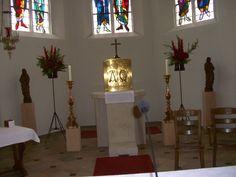St. Antonius Abt kerk, Eindhoven. Pinksteren 2015.