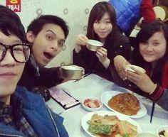 Dinner Korean Traditional food