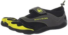 Body Glove Mens 3T Barefoot Max Water ShoeBlackYellow8 M US -- Check this awesome product by going to the link at the image.