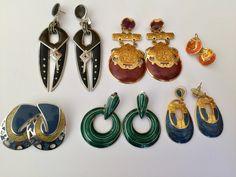 Berebi Earrings For Sale Azcindy shop on Etsy.com