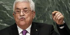 Palestinian Authority President: We're Done With The Oslo Accords - Matt Vespa
