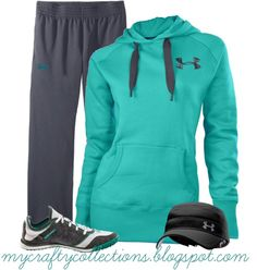 Women's Outfit - Going for a walk