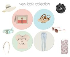 """New look"" by ekeywood ❤ liked on Polyvore"