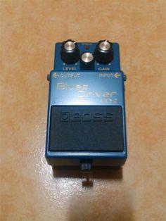 Boss BD-2 Blues Driver Pedal | 900rb