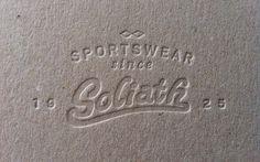 goliath sportswear by studio beige