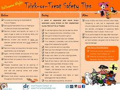 halloween night tric or treating safety tips parents and caregivers check out our - Halloween Tips For Parents