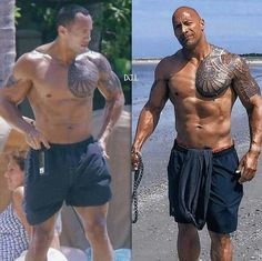 Want to get Fit and Healthy? Exercise at any Gym or Fitness center near you as per your convenience. Get trained by Certified and Professional Fitness Trainers The Rock Dwayne Johnson, Dwayne The Rock, Rock Johnson, Star Hollywood, Gyms Near Me, Transformation Body, Gorgeous Men, Mens Fitness, Black Men