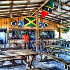 Burbanist Shoots Jam Rock Restaurant And Beach Bar In St Kitts