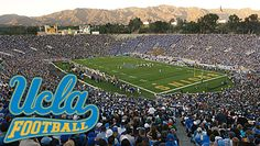 UCLA Bruins Football Home Games at the Rose Bowl