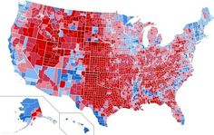 United States presidential election results by county, 2016 - United States presidential election, 2016 - Wikipedia 2012 Election, Craig Roberts, New York Times, Lew Rockwell, Cambridge, Hogwarts, Electoral College Votes, Us Presidential Elections, Finals