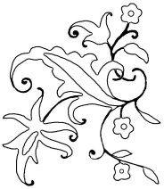 Dibujos De Bordado Mallorquin Para Imprimir