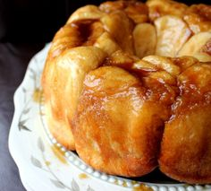 Easy Overight Cinnamon Sticky Buns from Jamie Cooks It Up!