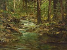Richard Alan Schmid, Minnesota Brook