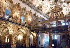 Salvador de Bahía, la arquitectura barroca en Brasil