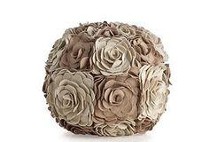 Alana Round Pillow