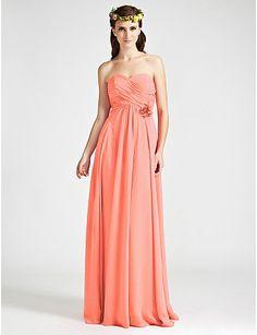 DOMNA - Vestido de Madrinha em Chifon - BRL R$ 178,45