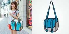 Real life handbags that look like cartoons » Lost At E Minor: For creative people