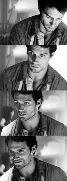 """Henry Cavill as Clark Kent in """"Man Of Steel"""""""