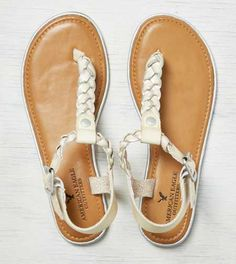 AEO Braided Thong Sandal - Buy One Get One 50% Off + Free Shipping