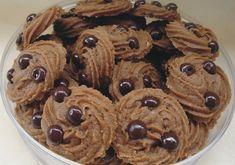 resep kue semprit cokelat