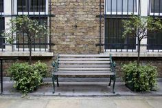 Londyn - Glasshouse Yard