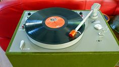 Pierre Clement turntable with tonearm and Clement cartridge