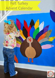 Thanksgiving Kids Craft & Activities - seven thirty three