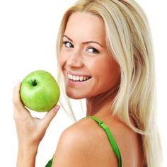 Cómo hacer la dieta de la manzana